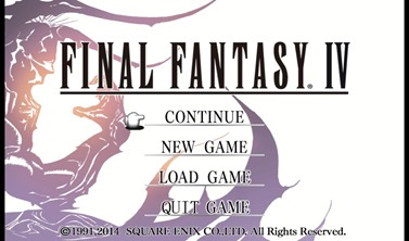 Final Fantasy IV Steam