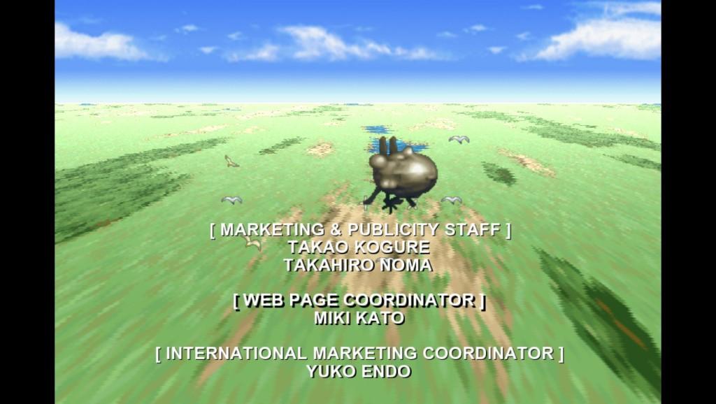 Final Fantasy VI Credits