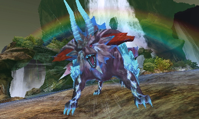 Final Fantasy Explorers Fenrir