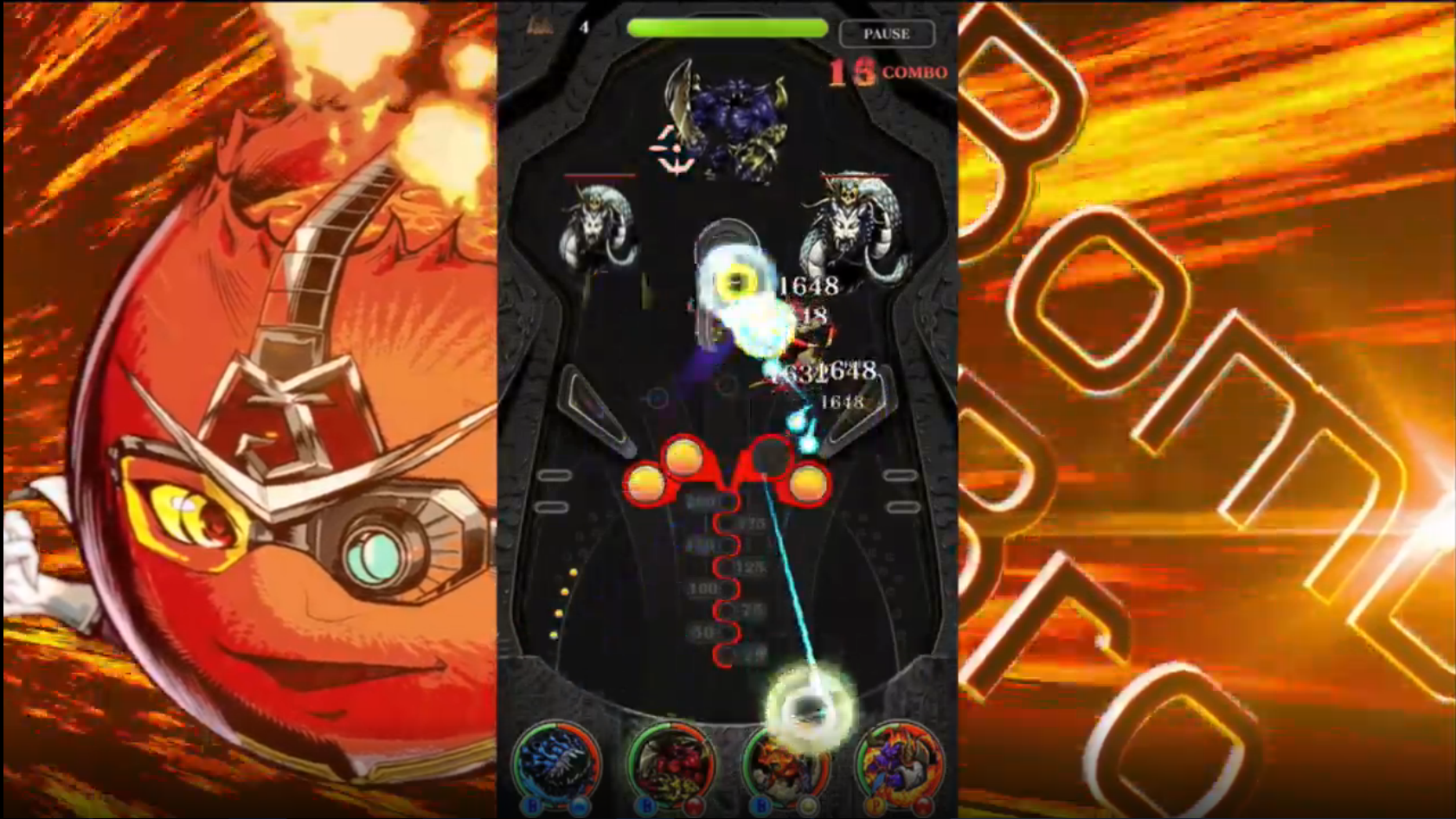 Justice Monsters Five Pinball Minigame Announced for Final ...
