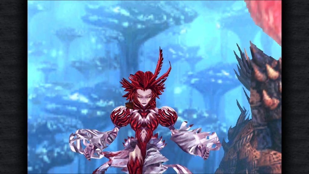 Final Fantasy IX Trance Kuja