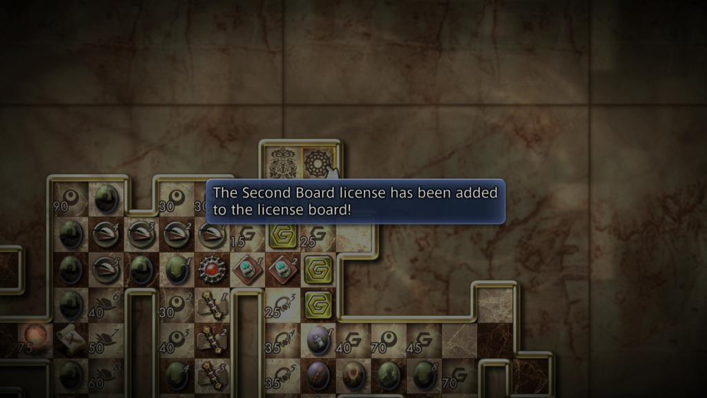 FF12 Second Board